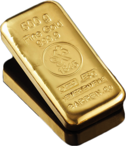 Goldbarren Fidonia